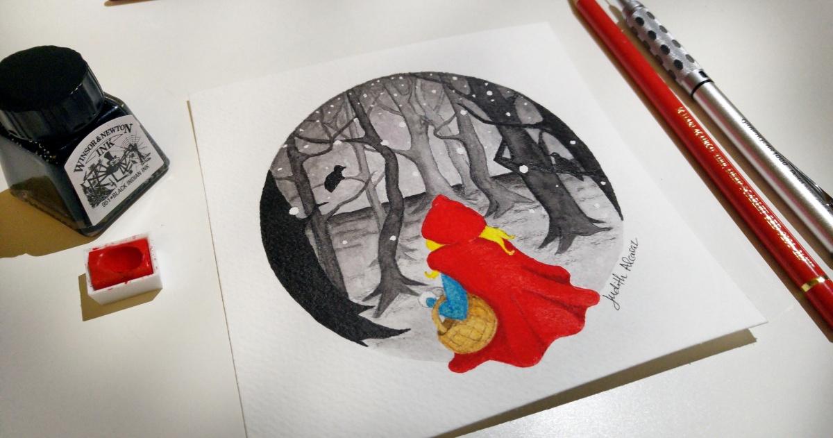 Semana 4: Oda al Libro Infantil Favorito - Caperucita Roja.